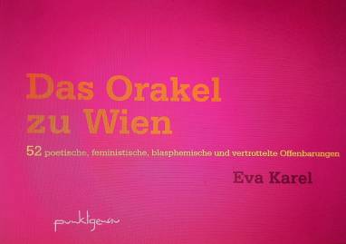 abfotografiertes Orakel-Deckblatt
